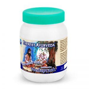 Ajurvédsky nutričný elixír MEDAPRASH 200g Everest Ayurveda bylinný džem, plastová dóza