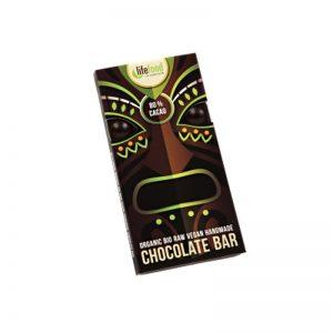 Čokoláda Kakao 80 % BIO RAW 70 g Lifefood