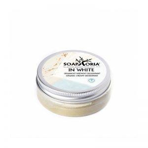 Deodorant krémový In White BIO 50 ml Soaphoria