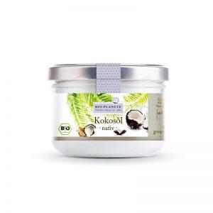 Kokosový olej panenský BIO 200 ml Bioplanete