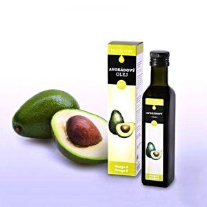 Olej Avokádový panenský BIO 250 ml Health Link