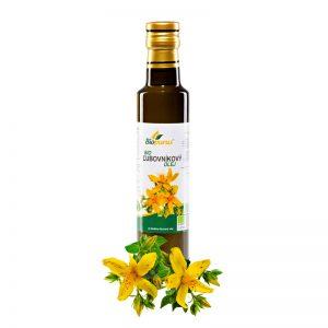 Olej Ľubovníkový macerát BIO 250 ml Biopurus