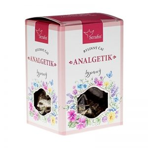 Analgetik - bylinný čaj sypaný 50 g Serafin