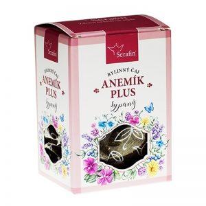 Anemík plus - bylinný čaj sypaný 50 g Serafin