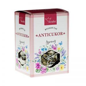 Anticukor - bylinný čaj sypaný 50g Serafin