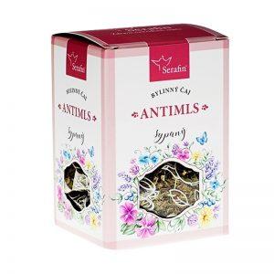 Antimls - bylinný čaj sypaný 50 g Serafin