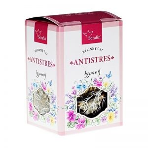 Antistres - bylinný čaj sypaný 50 g Serafin