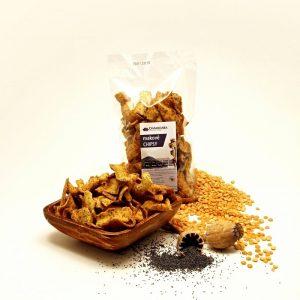 Chipsy Makové 150 g Damodara