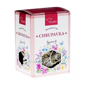 Chrupavka - bylinný čaj sypaný 50 g Serafin