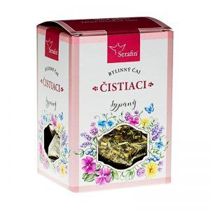 Čistiaci - bylinný čaj sypaný 50 g Serafin