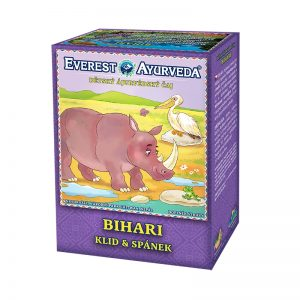 Ajurvédsky detský čaj BIHARI 100g Everest Ayurveda papierová krabička