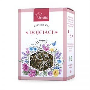 Dojčenie - bylinný čaj sypaný 50 g Serafin