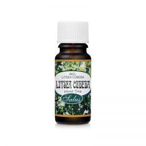 Esenciálny olej Litsea Cubeba 10 ml Salus / Saloos