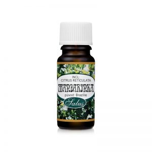 Esenciálny olej Mandarinka 10 ml Salus / Saloos