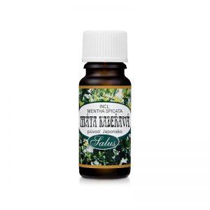 Esenciálny olej Mäta kučeravá 10 ml Salus / Saloos
