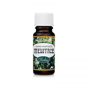 Esenciálny olej Meditácia 5 ml Salus / Saloos