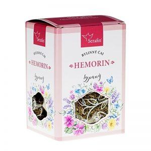 Hemorin - bylinný čaj sypaný 50 g Serafin