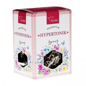 Hypertonik - bylinný čaj sypaný 50 g Serafin