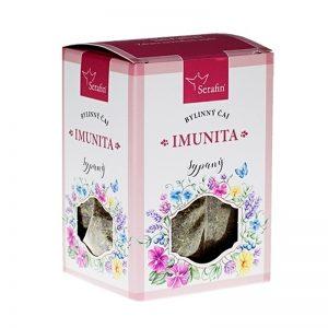 Imunita - bylinný čaj sypaný 50 g Serafin
