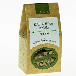 Kapucínka väčšia semeno 30 g Serafin