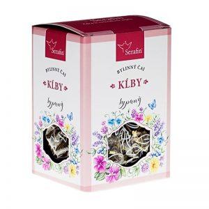 Kĺby - bylinný čaj sypaný 50 g Serafin