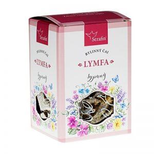 Lymfa - bylinný čaj sypaný 50 g Serafin