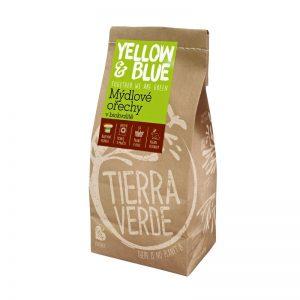 Mydlové orechy BIO 500 g Yellow & Blue - Tierra Verde