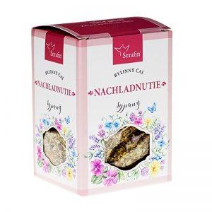 Nachladnutie - bylinný čaj sypaný 50 g Serafin