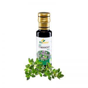 Olej Tymiánový BIO macerát 100 ml Biopurus