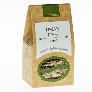 Oman pravý koreň 30 g Serafin