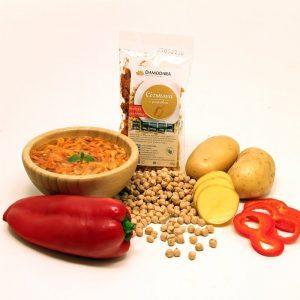 Polievka cícerová s paprikou instant 38 g Damodara
