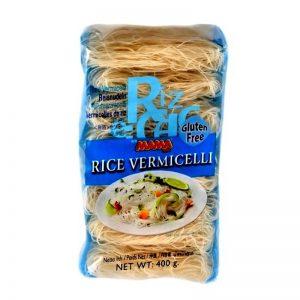 Rezance ryžové Niťovky 400 g Mama