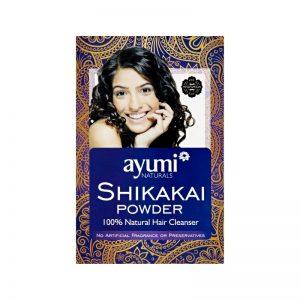 SHIKAKAI Powder - prírodný vlasový šampón 100 g Ayumi Naturals