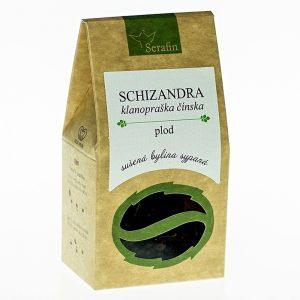 Schizandra - Klanopraška čínska plod 30 g Serafin