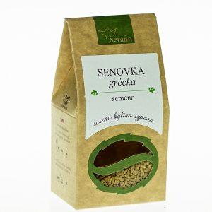Senovka grécka semeno 30 g Serafin