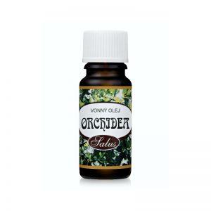 Vonný olej Orchidea 10 ml Salus / Saloos