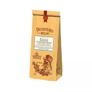 Čaj sypaný Devatero bylin - Čistiaci s červenou repou 50 g Grešík