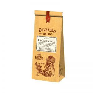 Čaj sypaný Devatero bylin - Dečínska zmes 50 g Grešík