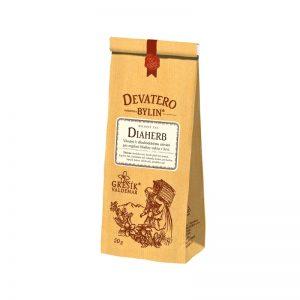 Čaj sypaný Devatero bylin - Diaherb 50 g Grešík