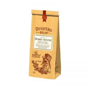 Čaj sypaný Devatero bylin - Dobré trávenie 50 g Grešík