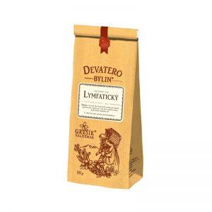 Čaj sypaný Devatero bylin - Lymfatický 50 g Grešík