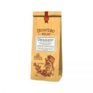 Čaj sypaný Devatero bylin - Urologický 50 g Grešík