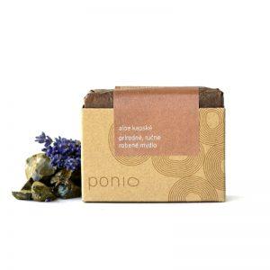 Mydlo prírodné Aloe kapské 100 g Ponio
