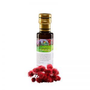 Olej Ricínový kozmetický BIO 100 ml Biopurus