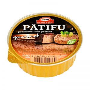Paštéta PATIFU gourmet 100 g VETO ECO