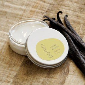 Pleťový krém Vanilka a Kokos 50 ml Ponio