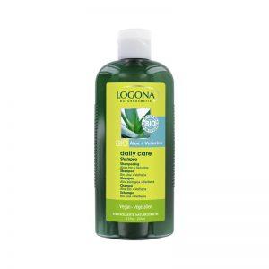Šampón BIO Aloe Vera a Verbena pre normálne vlasy 250 ml LOGONA