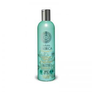Šampón proti Lupinám na citlivú pokožku 400 ml Natura Siberica