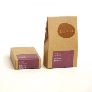 Šampúch žihľavový Dvojitá levanduľa 30 g/60 g Ponio