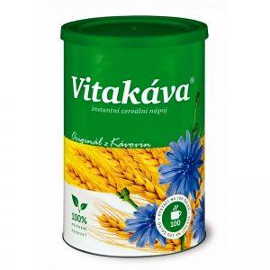 Vitakáva cereálny nápoj instant dóza 230g Kávoviny a.s.
